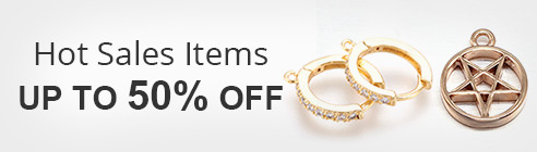 Hot Sales Items UP  TO 50% OFF