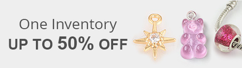 One Inventory Up To 50% OFF