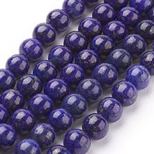 Natural Lapis Lazuli Beads Strands