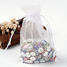 Organza Gift Bags with Drawstring