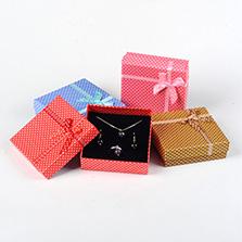 Cardboard Jewelry Set Boxes