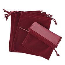 Velvet Jewelry Bags